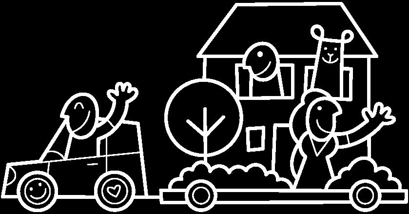 dessin propriétaire maison famille d accueil